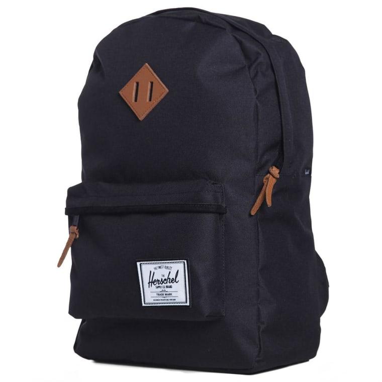 5b119f70c97 Herschel Supply Co. x New Balance Heritage Plus Back Pack (Black)