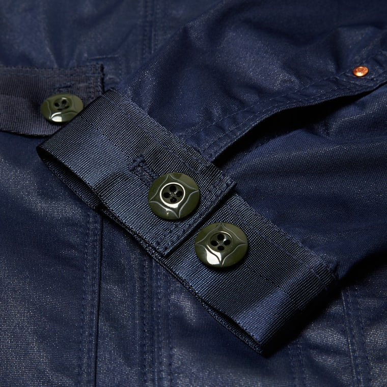 ma strum field outershirt cool navy end