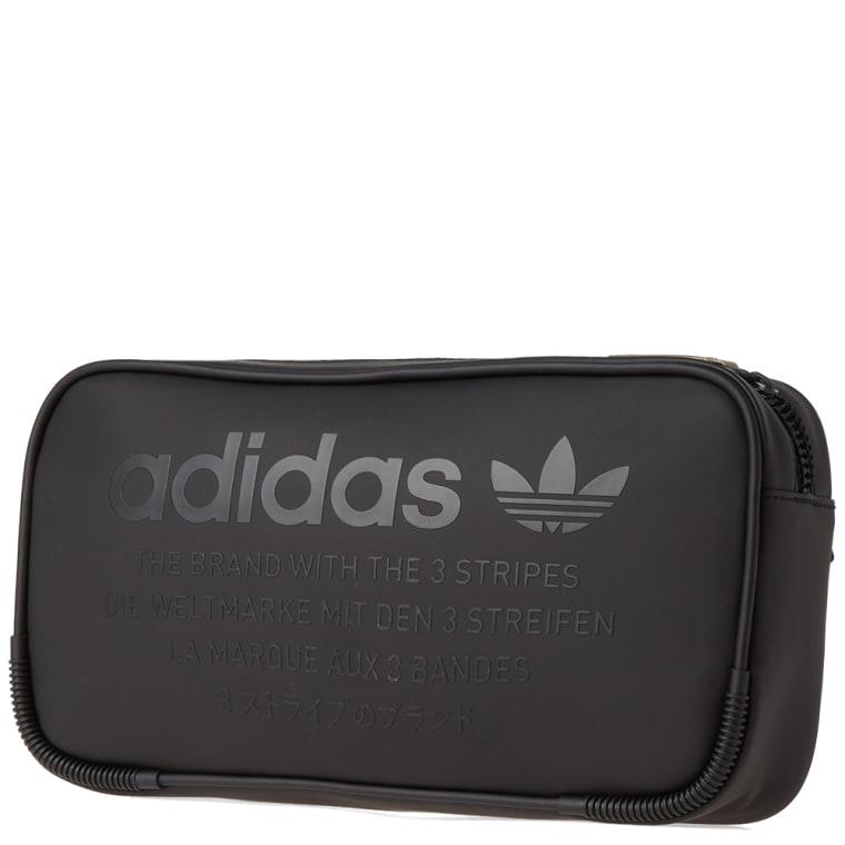 adidas black rectangular messenger bag Sale d5b75a1d067d9