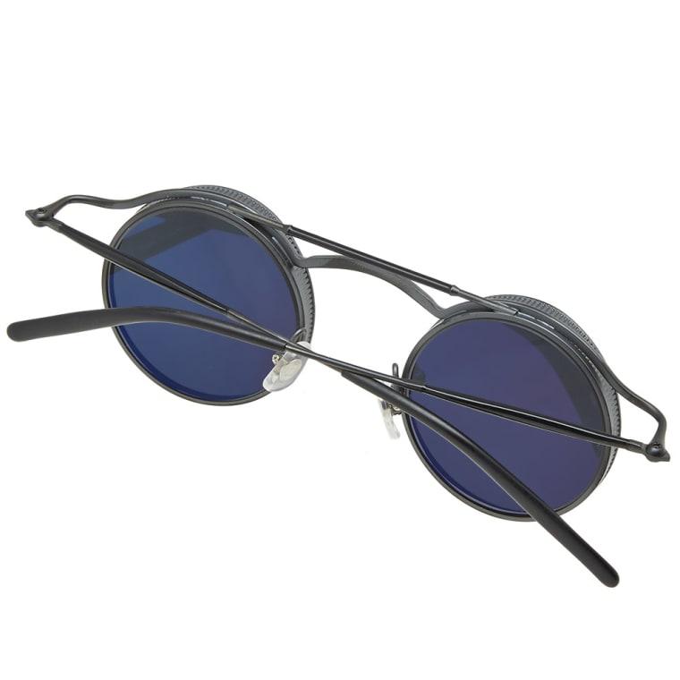 Matsuda 2903H Sunglasses (Matt Black)