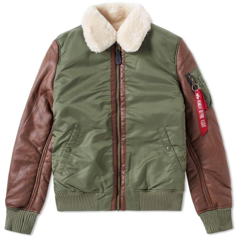Alpha industries b3 jacket