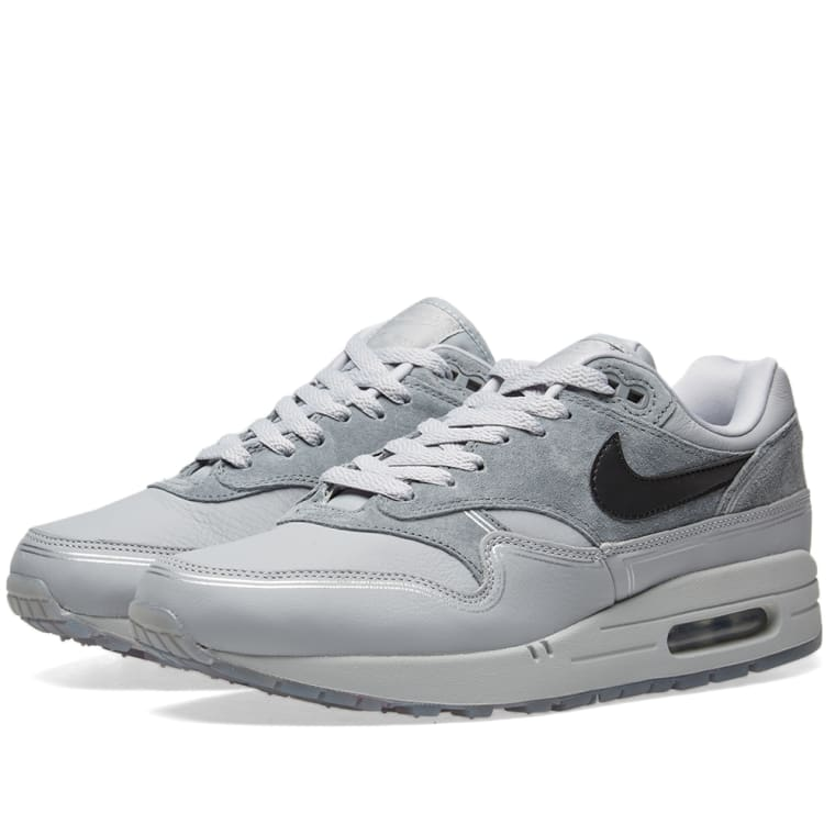 new arrival 5445a e0022 Nike Air Max 1 Wolf Grey, Black   Cool Grey 1
