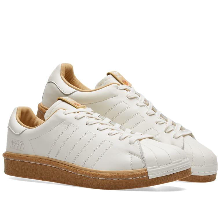 ... so cheap Adidas Consortium x Kasina Superstar Boost (White Gum) END. 4dd9e2280079