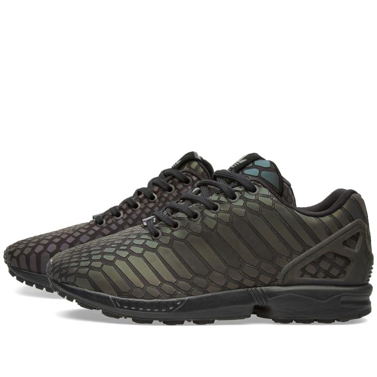 16871abf2da Adidas Consortium ZX Flux  XENO  (Core Black)