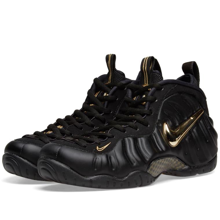 3e830e35f6e Nike Air Foamposite Pro (Black   Metallic Gold)