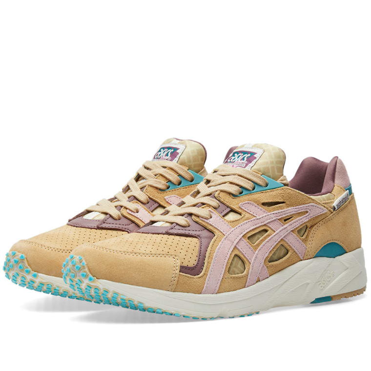 eb046f9ba2ae Asics x asphaltgold Gel DS Trainer OG (Evening Sand   Hot Pink)   END.