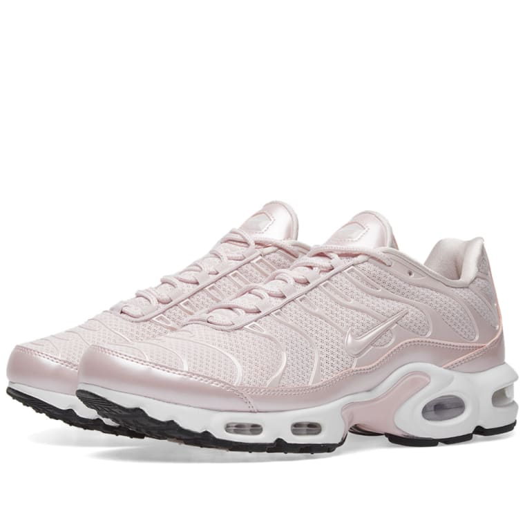 d0a0a3387278 Nike Air Max Plus Premium W (Barely Rose   Black )   END.