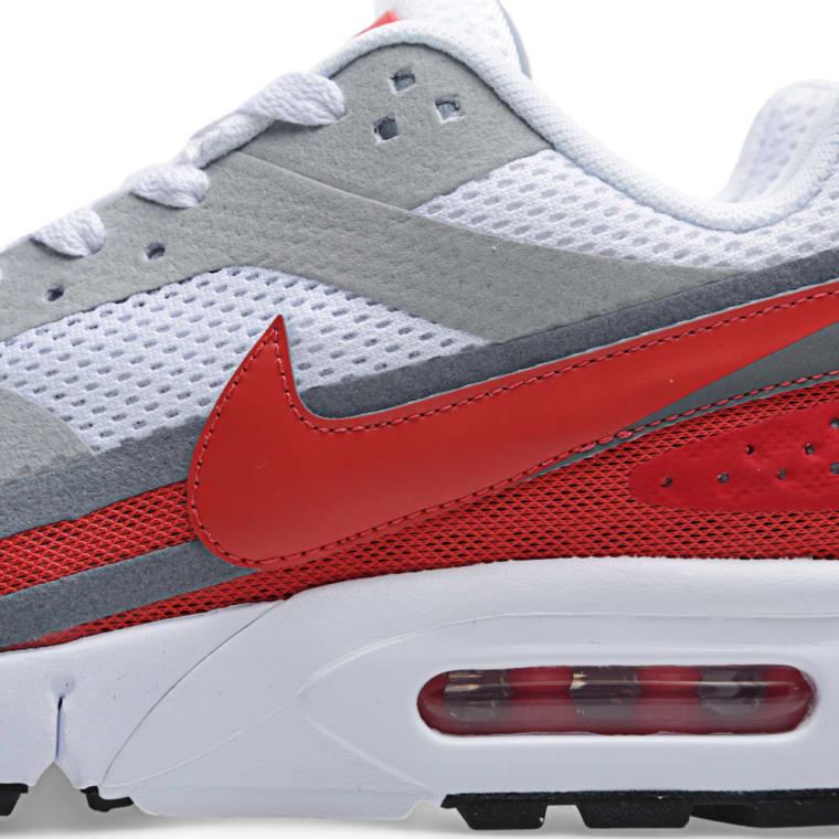hot sale online 80435 4c887 Nike Air Classic BW GEN II Breathe White  Light Crimson 6