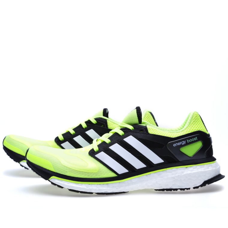 Adidas Energy Boost M Electricity Running White End