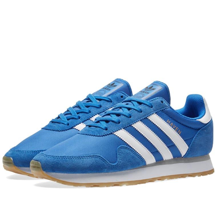 adidas haven uomo blu
