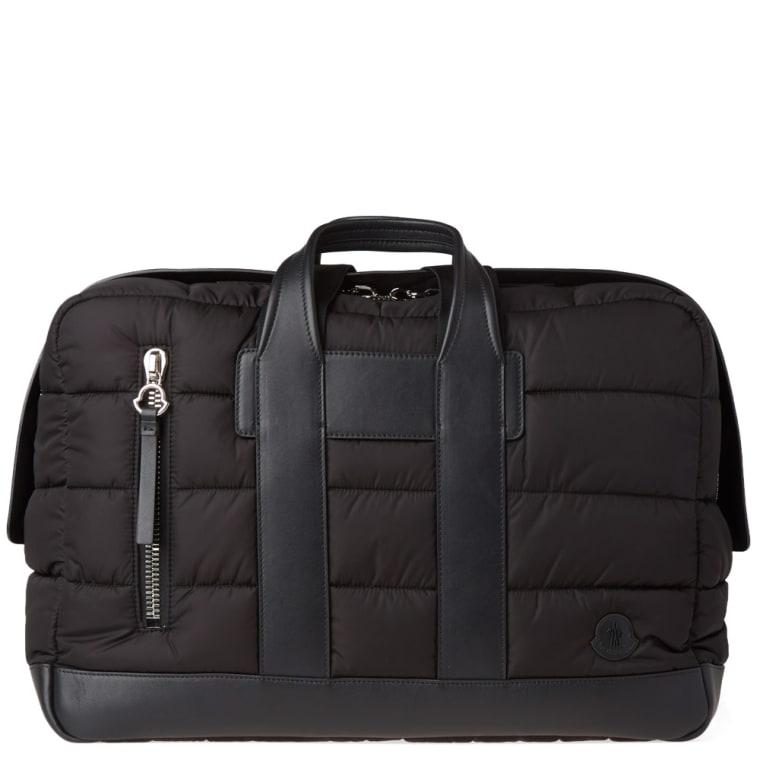 Moncler Keitu Quilted Weekend Bag (Black) | END. : quilted weekend bag - Adamdwight.com