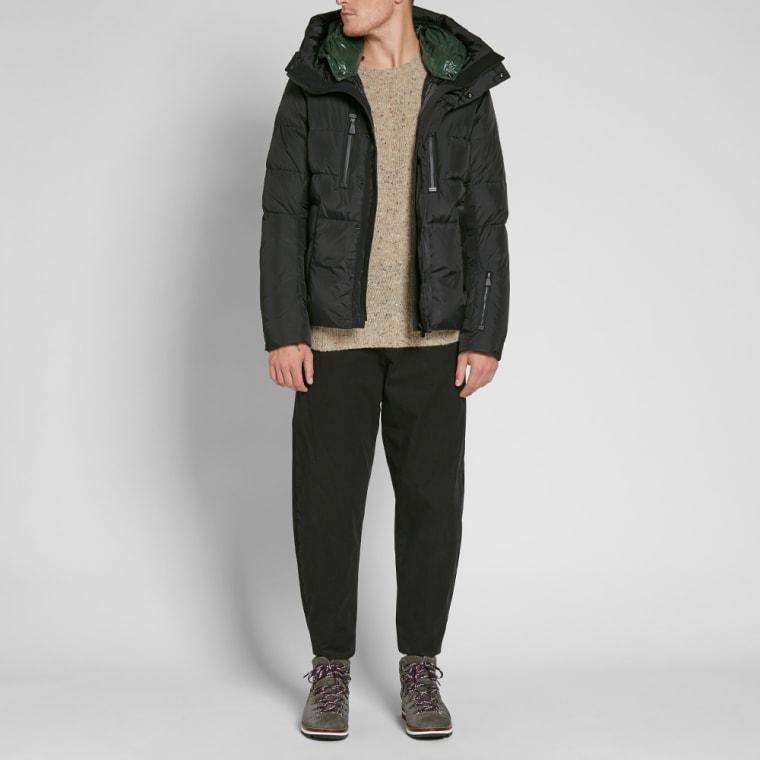 42e62921c canada moncler rodenberg puffer coat black eac76 20bfc