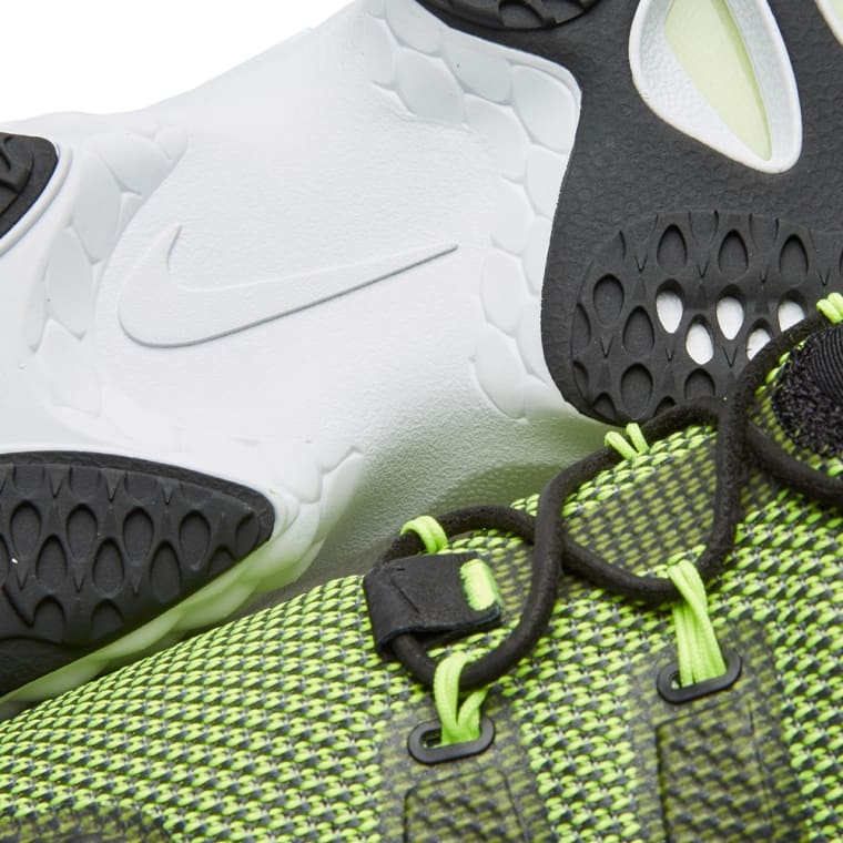 new concept fe6b9 40f84 NikeLab x Kim Jones Air Zoom LWP 16 Volt, White  Black 1