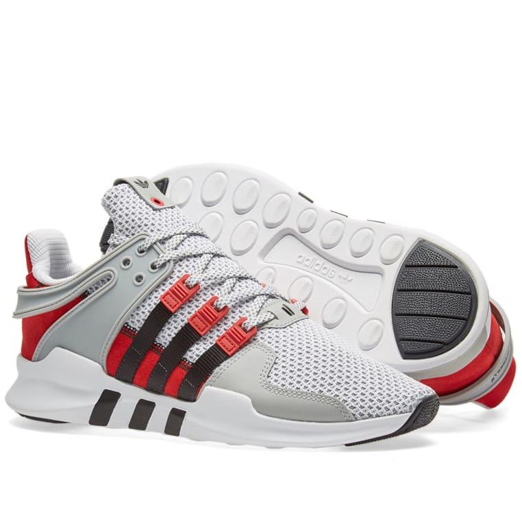 57b3f931bae9 Adidas Consortium x Overkill EQT Support ADV (White