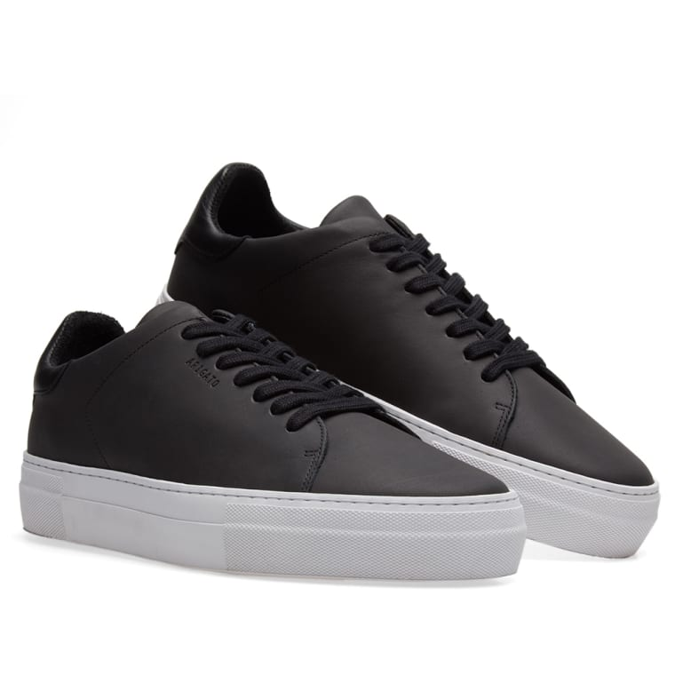 Axel Arigato CLEAN 360 MATTE LEATHER SNEAKERS
