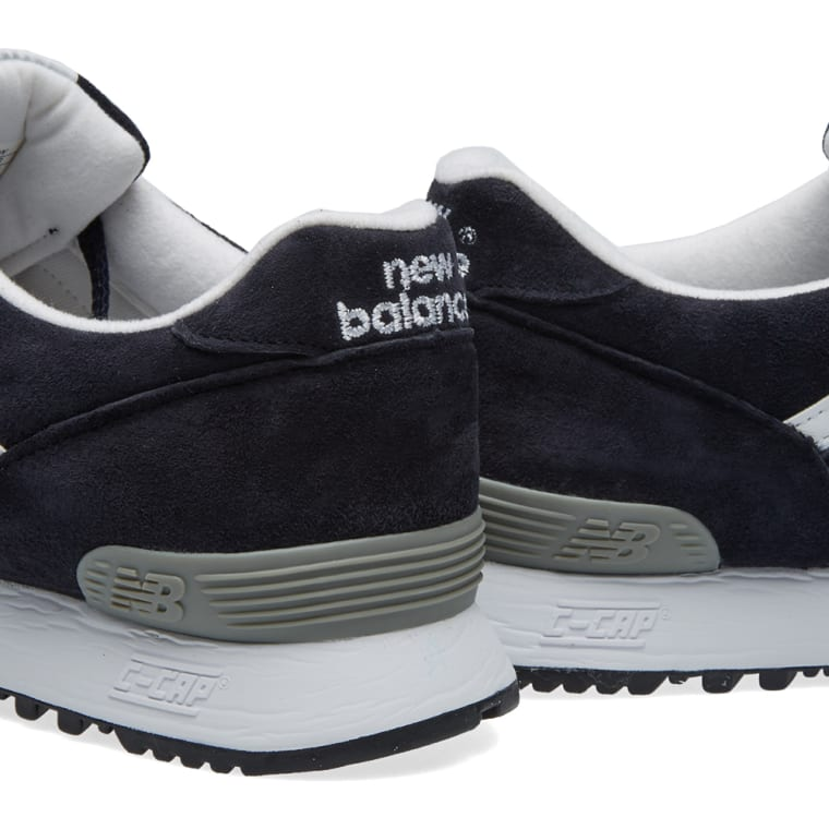 New Balance W576DNW - Made in England (Navy)  f5765e8e7eb