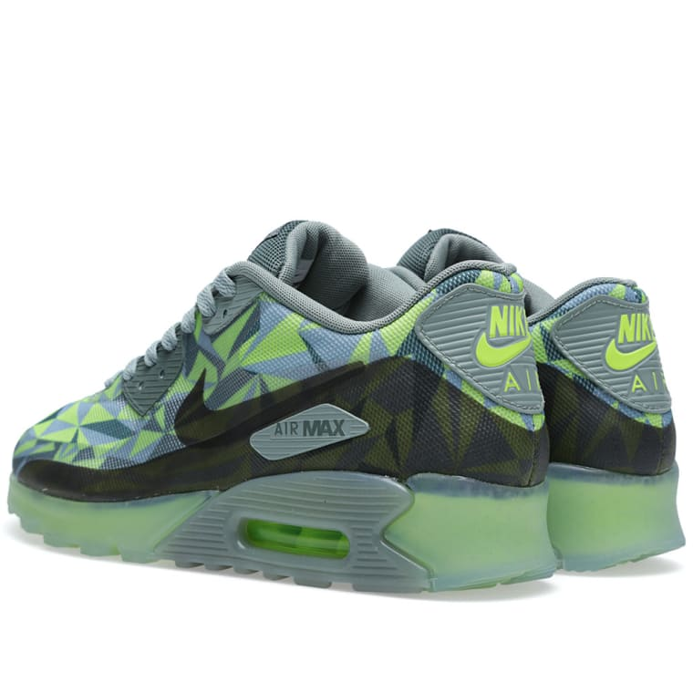 finest selection 151a2 65486 ... wholesale nike air max 90 ice volt mica green 6 df173 0ea46
