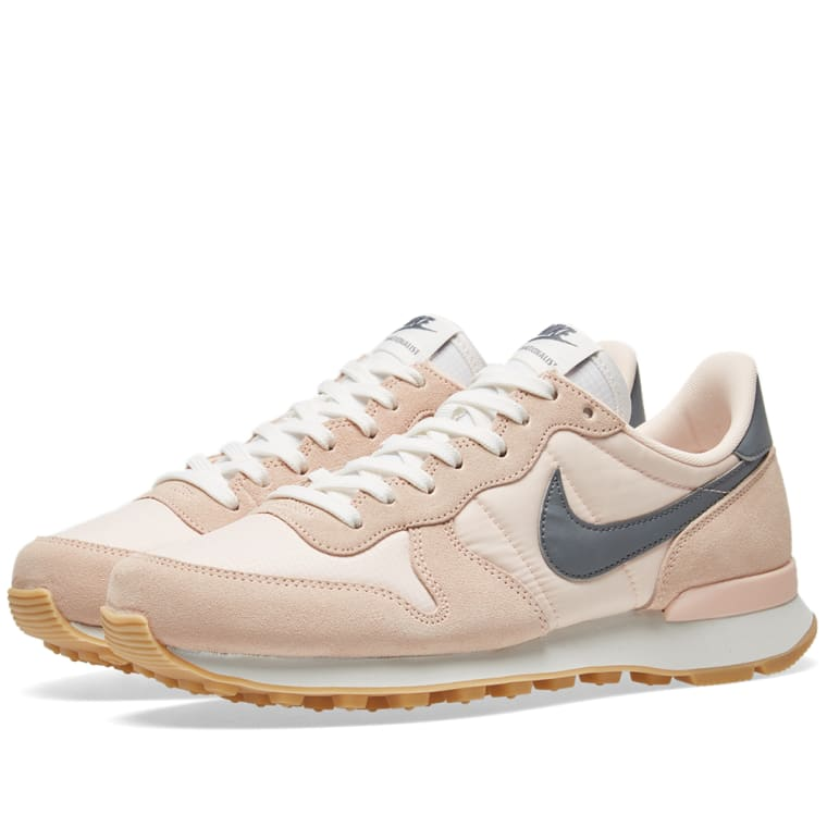 online store a931b d710e ... switzerland nike w internationalist sunset tint cool grey white 4 48071  4d577