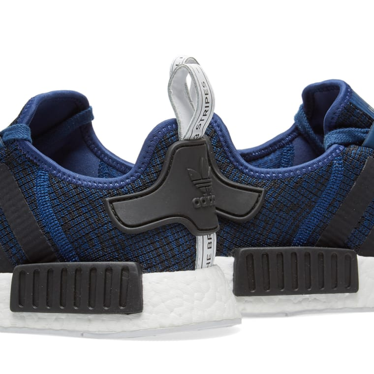 sneakers for cheap 4020e 960de 99.95 208d0 b2667 release date adidas nmdr1 mystery blue core black 4 756fe  3052a ...