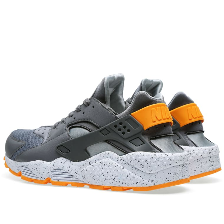 new product d79fe acf27 ... real nike air huarache cool grey atomic mango 6 11a50 cc148