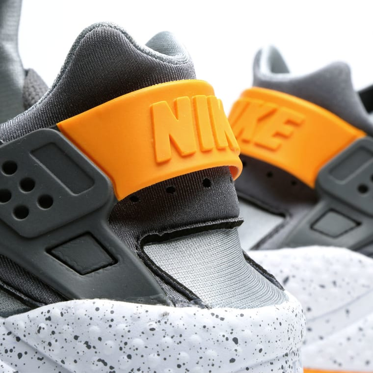 huge discount 15a05 8dddc ... purchase nike air huarache cool grey atomic mango 8 aa805 51758