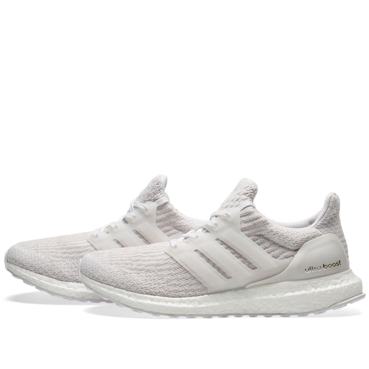 abb0a0bf049 free shipping womens adidas ultra boost 3.0 sz 9.5 100 authentic white  pearl grey s80687 350d6 14a91  shopping adidas ultra boost 3.0 w white  pearl grey 2 ...