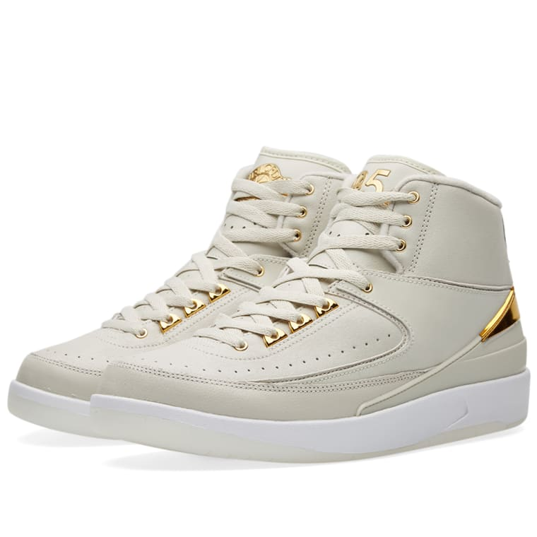 4922f8dc89c6 ... quai 54 1d782 c59ef  sweden nike air jordan 2 retro q54 light bone  metallic gold 1 773cc a211b