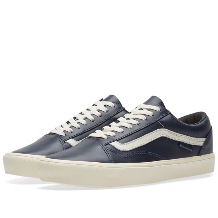 c086e27ae3 Vans Vault x Horween Old Skool Lite LX (Lapis Blue)