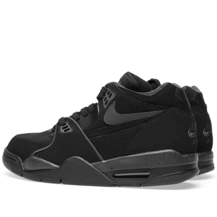 los angeles cd3b3 a977a ... coupon code for nike air flight 89 triple black black 1 8efcf 2958b