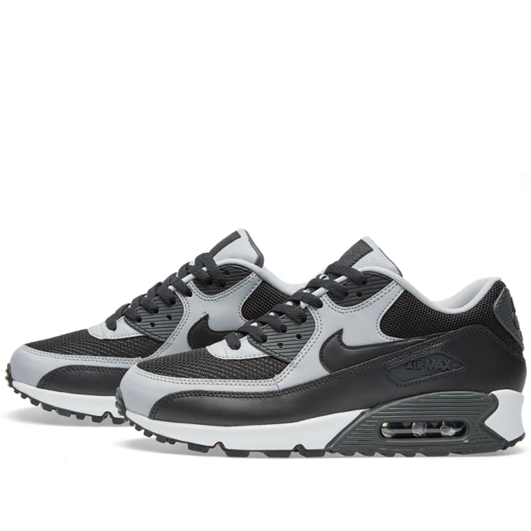 new style 87dbe 52621 ... promo code nike air max 90 essential black wolf grey anthracite 2 15bee  94b11