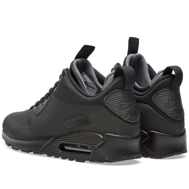 Nike Air Max 90 Mid Winter (Black)  9b35c86b62