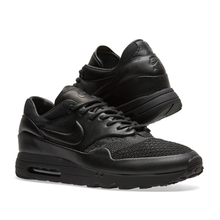 a85b14194553 ... wholesale nikelab x arthur huang air max 1 flyknit royal black  anthracite 7 a568a 80744
