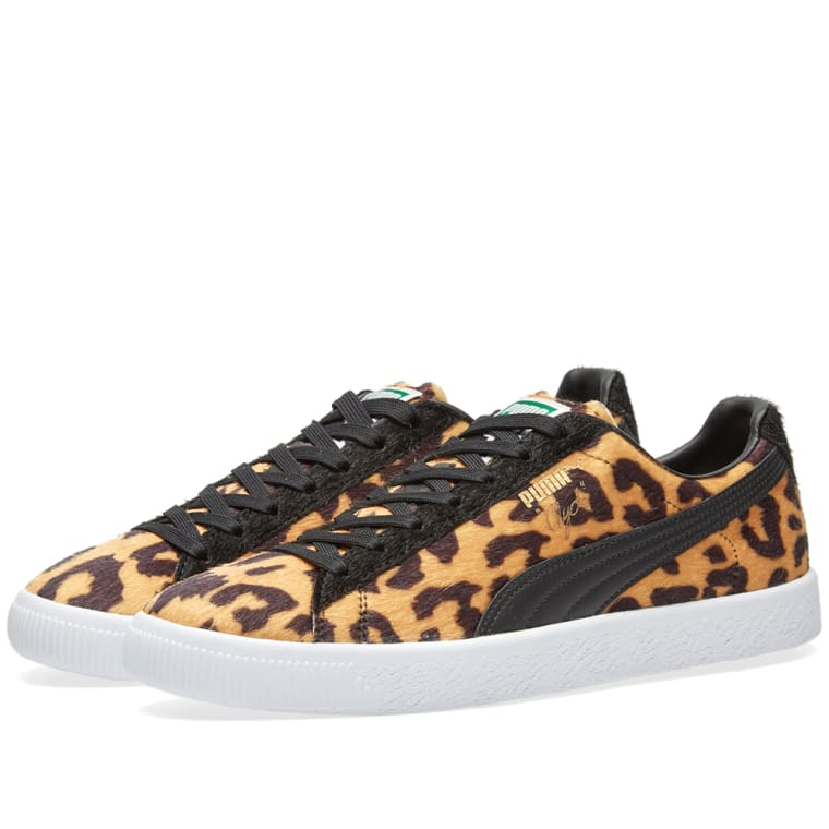 new style d5844 510c0 puma clyde leopard print, PUMA® Women s Men s New Athletic Gear