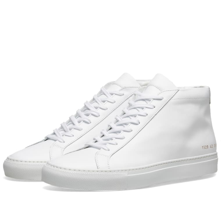 Common Projects Original Achilles Mid (White) | END.