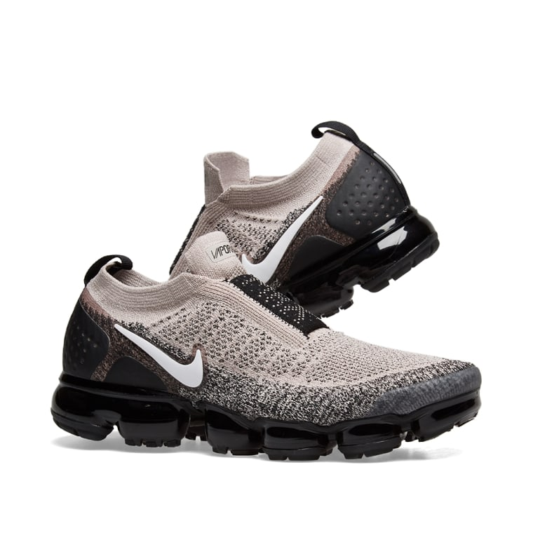 d37d94fbcfd ... greece nike air vapormax flyknit moc w moon particle white black 7  7f6ae 37ab5