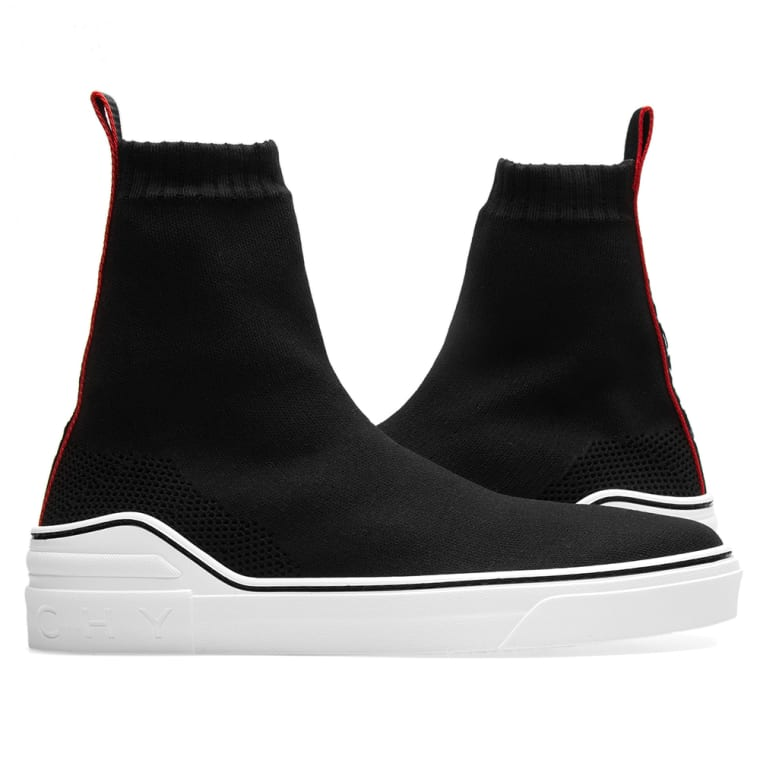 GivenchyGeorge V Mid Sock Sneakers in .