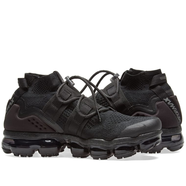 10afbdee19 ... promo code nike air vapormax flyknit utility black 7 d36e3 26d28