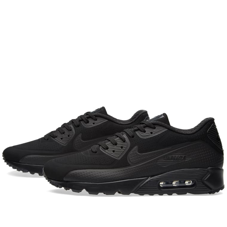 958f1dbfe24a41 Nike Air Max 90 Ultra Moire (Black   White)