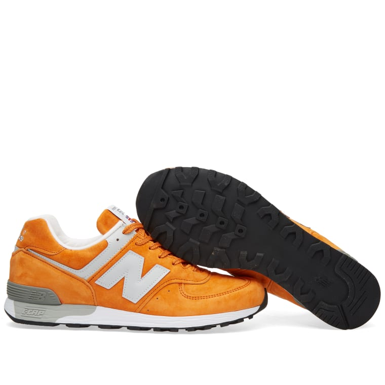 New Balance M576POG - Made in England (Orange   White)  da30ecc9ddc