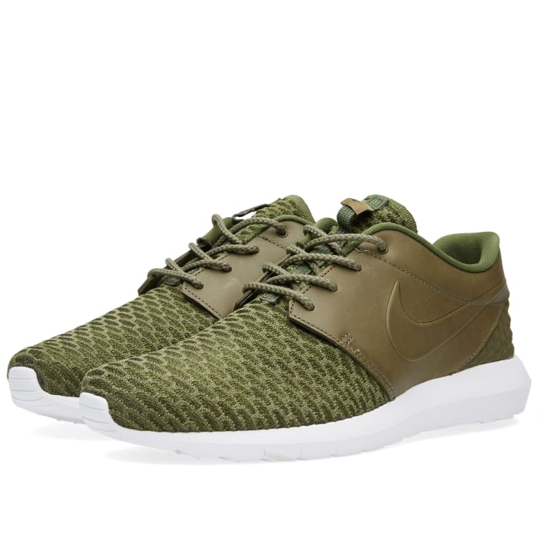 8fa61cd1a08 ... coupon nike roshe one nm flyknit premium rough green sequoia 1 19565  b517a