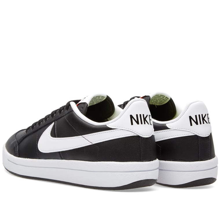 reputable site e6238 67460 Nike Meadow  16 Leather Black   White 1