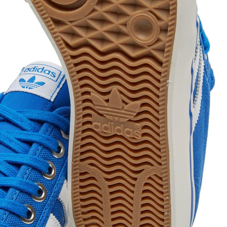 11df960d4a0 Adidas Nizza Low (Blue   Off White)
