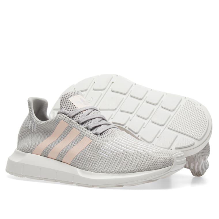 45ece2eaf63 Adidas Swift Run W (Grey Two