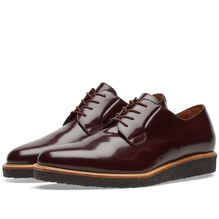 COMMON PROJECTSDerby shoes