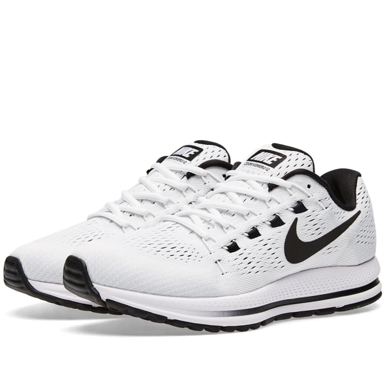 32e5299d1f66 ... where can i buy nike air zoom vomero 12 white black pure platinum 1  751cc 8aa03