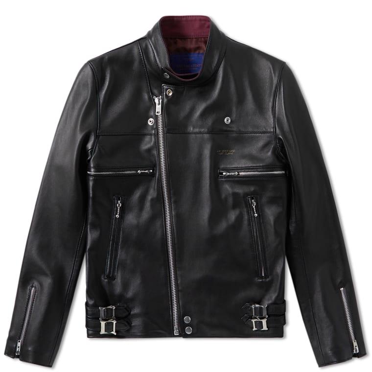 Undercover classic biker jacket