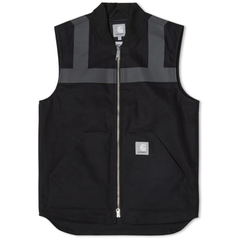 Carhartt x Slam Jam Reflective Vest (Black)  3120c49d395