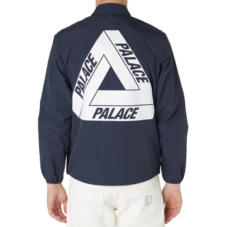 Palace Tech Coach Jacket Navy End