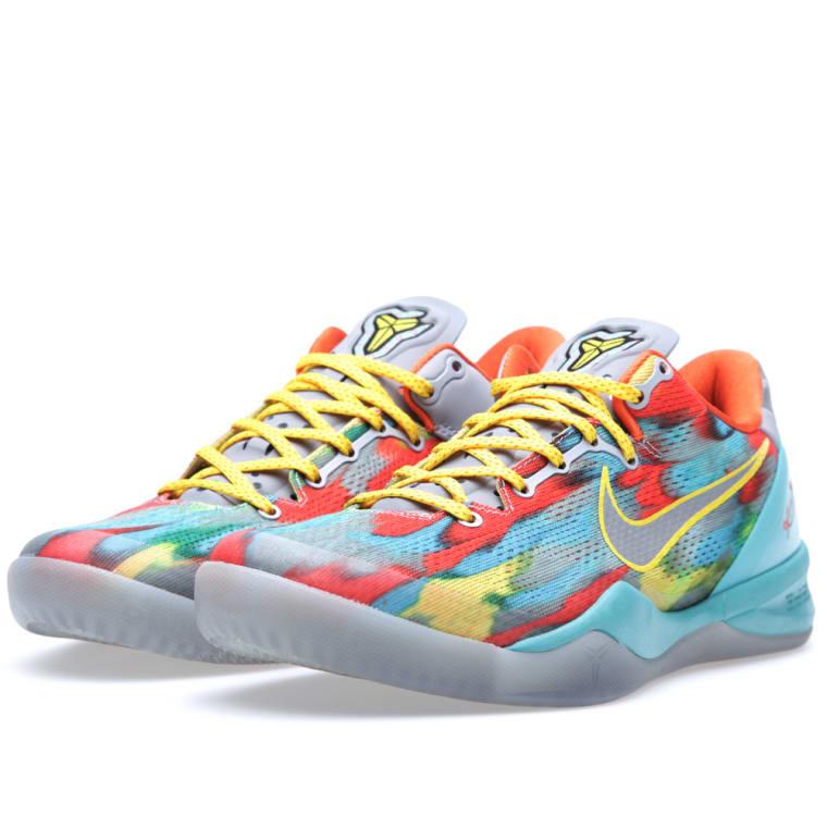 sale retailer 671f3 62c60 ... Nike Kobe 8 System Venice Beach Stadium Green ...