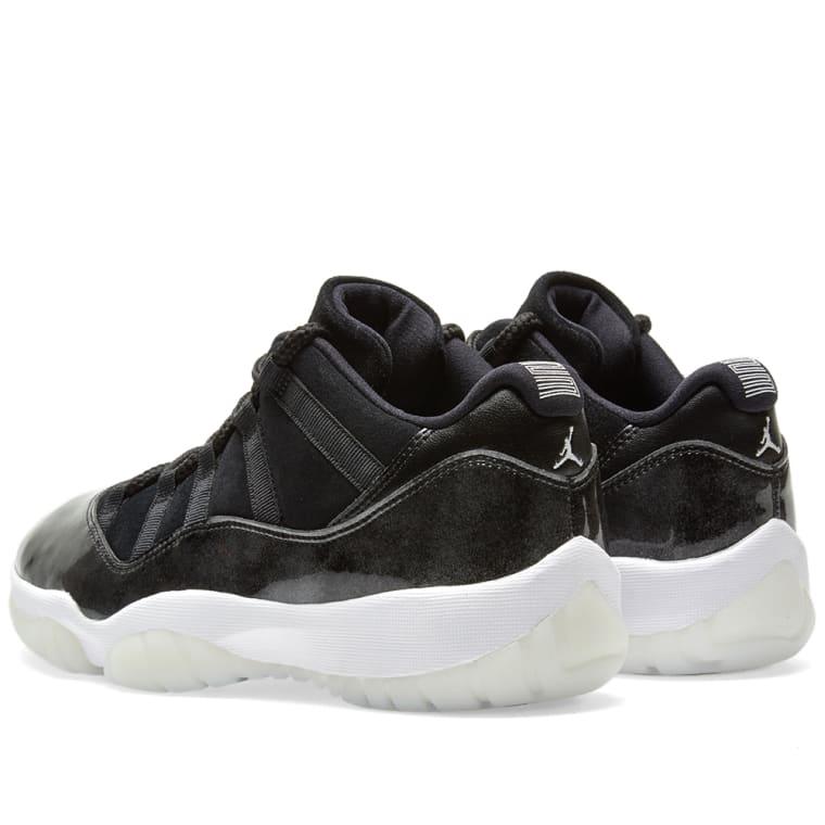 c460cb0971 Nike Air Jordan 11 Retro Low (Black